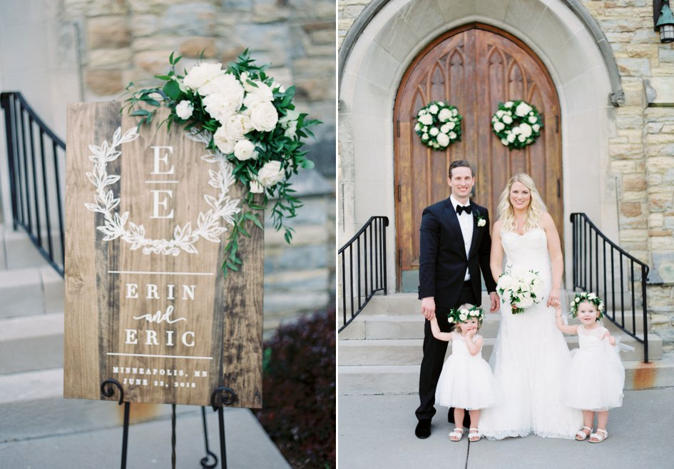 Lilac-Hued Wedding at The Swedish Institute | Minnesota Bride