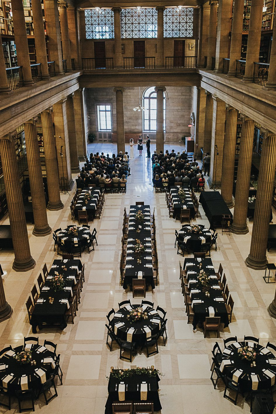 Intimate Nuptials at the James J. Hill Library | Minnesota Bride