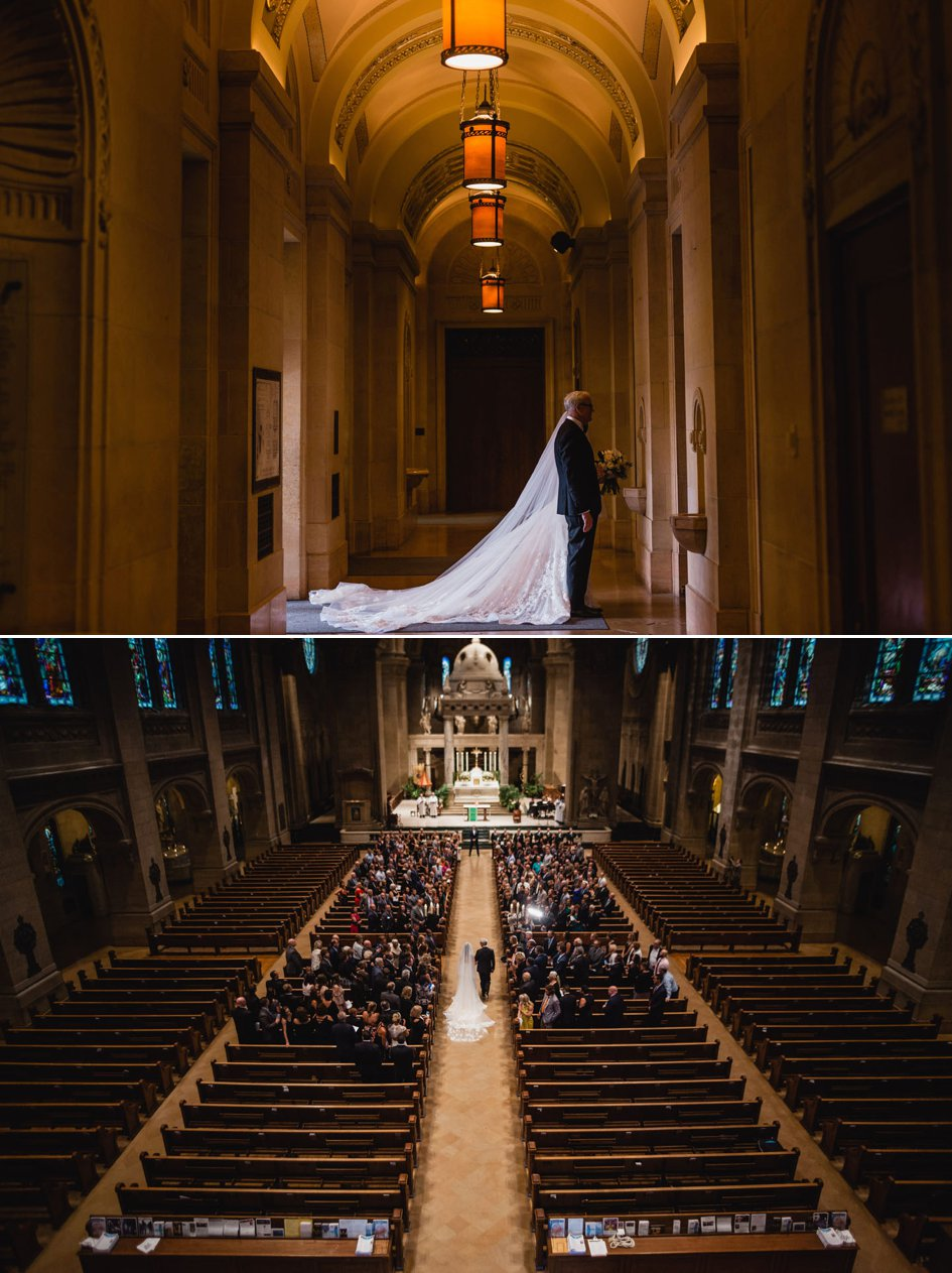 White Orchid Wedding at The Basilica