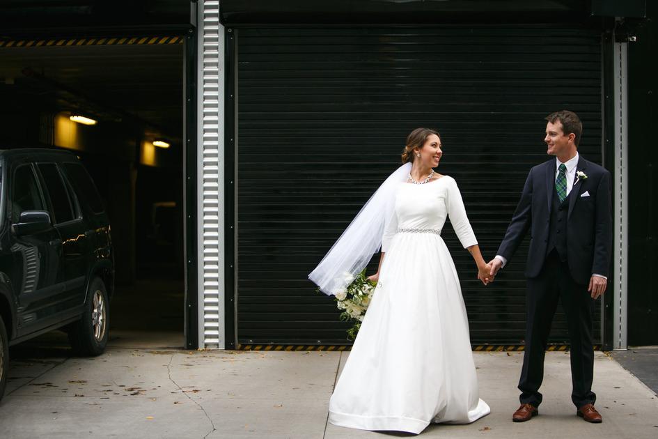 Minnesota Wedding at the Machine Shop, Minneapolis