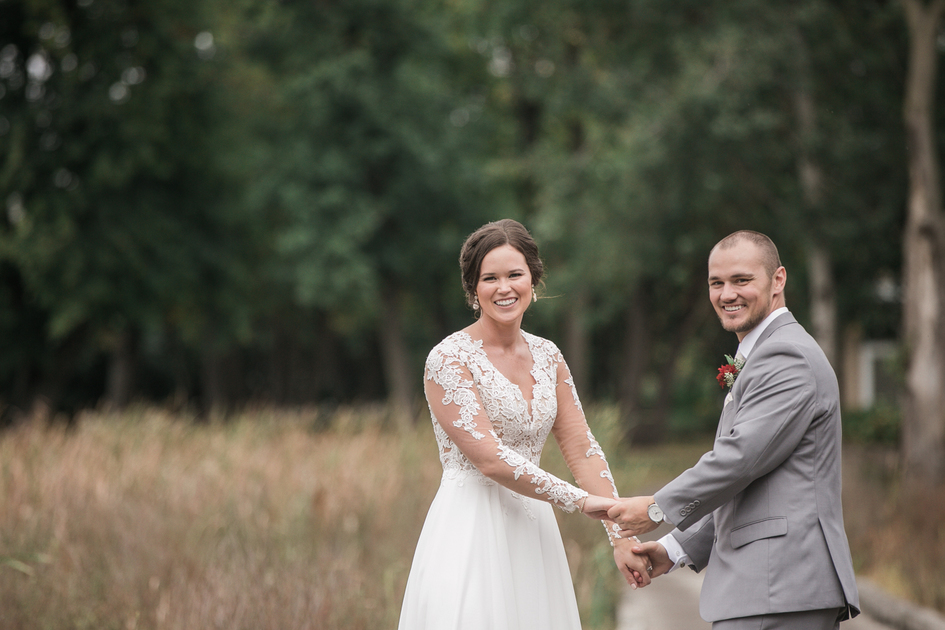 Wedding Day at the Bearpath Country Club