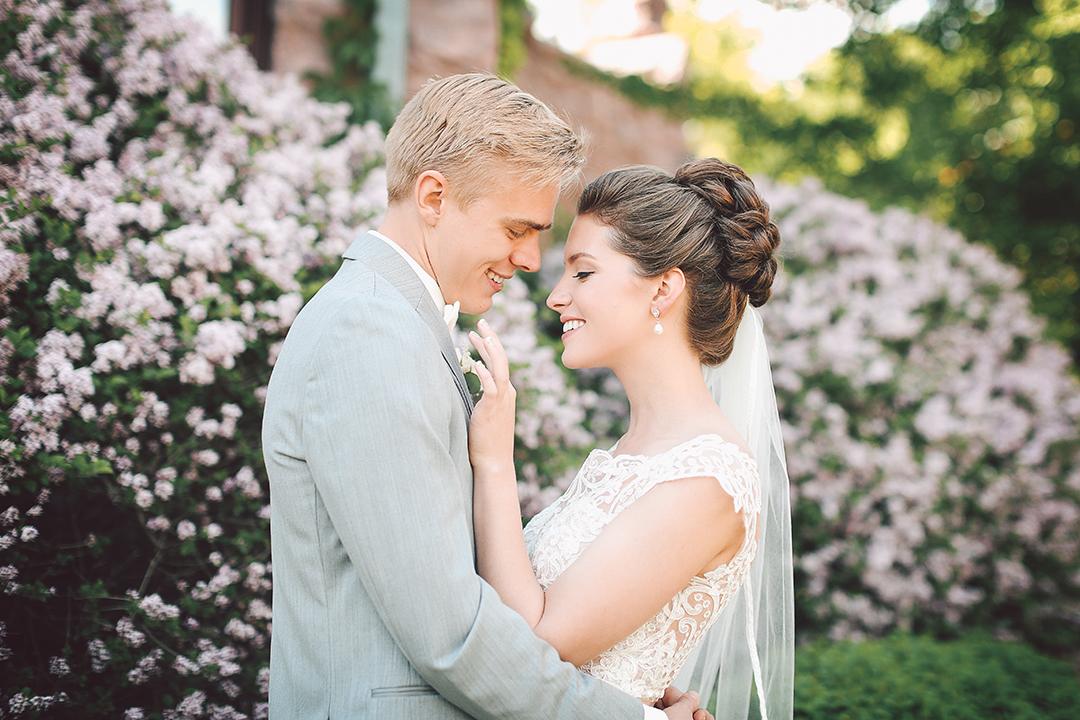 Wedding Photography at the Van Dusen Masion
