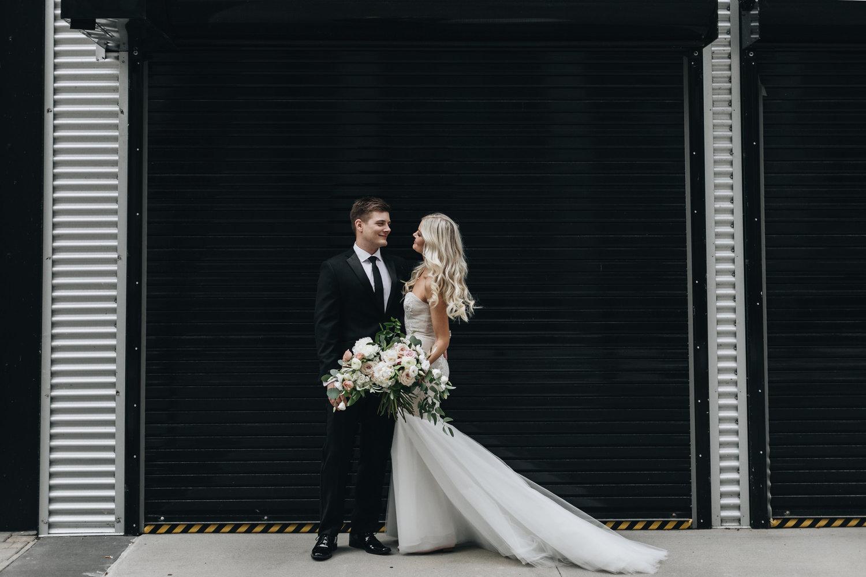 Wedding Photography at the Machine Shop Minneapolis
