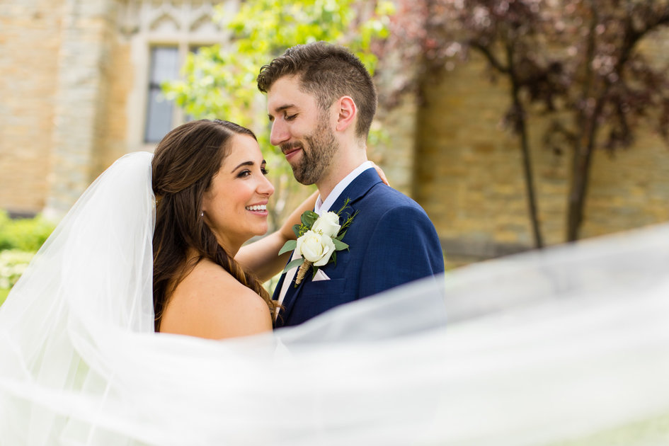 Wedding Photography at Como Park Minnesota