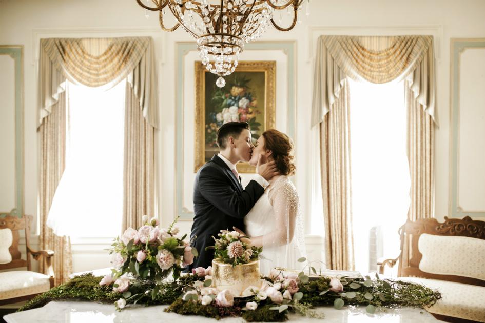 Classic Wedding Look Book   Minnesota Bride