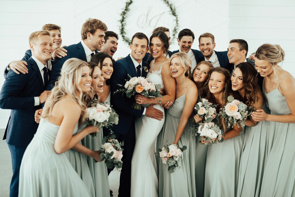 Sarah Wilhite Weds Jameson Parsons at Hutton House Minnesota