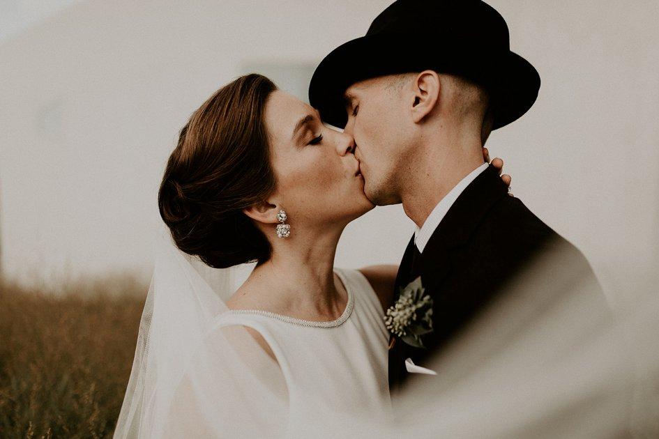 Modern-Meets-Vintage Wedding at The Millennium Hotel