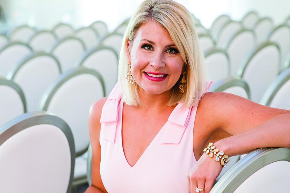 Minnesota Bride publisher Sonja Babich