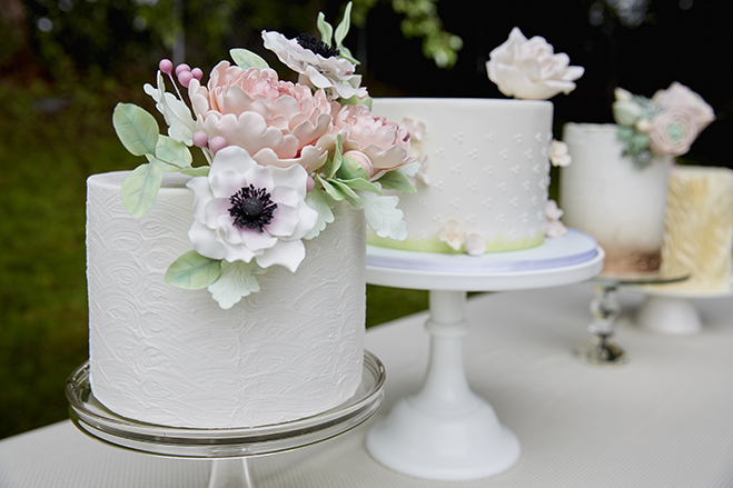 Small Wedding Cakes.Small Wonders Small Wedding Cakes Make A Big Impact Minnesota Bride