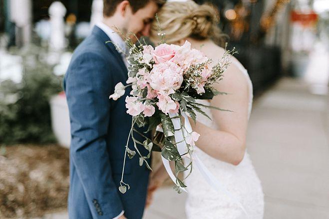 Lydia + Michael: Wedded Bliss At Loring Social