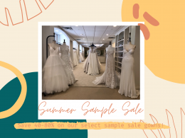 bridal gowns sale