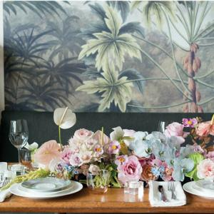 Spring Wedding Floral Inspiration at Grand Cafe in Minneapolis