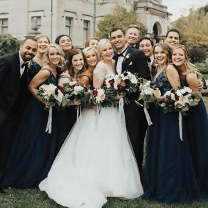 Bridal Party at the American Swedish Institute
