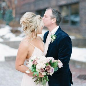 Wedding Photography at Aster Café River Room Minneapolis