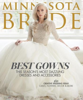 Minnesota Bride Spring/Summer 2019 Cover