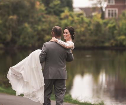 Minnesota Wedding Photography at the Bearpath Country Club