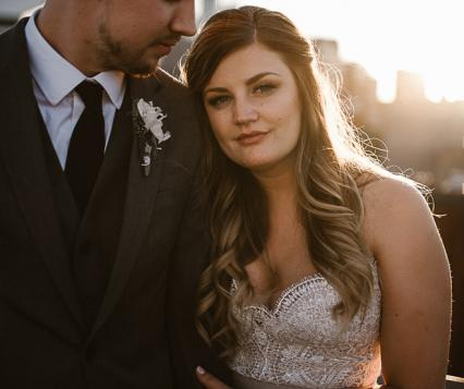 Minneapolis Wedding Photography at Day Block Brewing