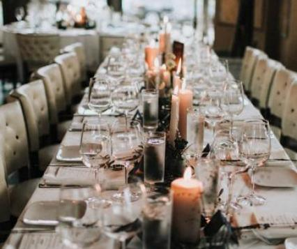 Tablescapes for the Romantic Bride | Minnesota Bride