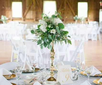 Going Tall: Stunning Centerpieces | Minnesota Bride