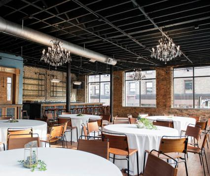 New Minneapolis Wedding Venue Watson Block