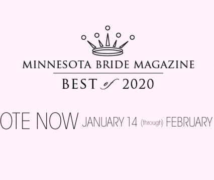 Minnesota Bride Magazine Best of 2020