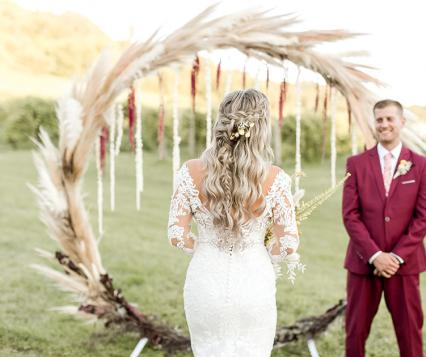 Willow Brooke Farm Autumn Wedding