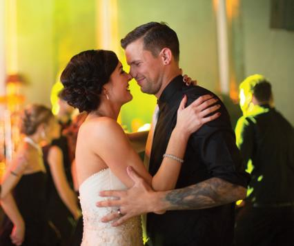 Live Music into Your Wedding Reception