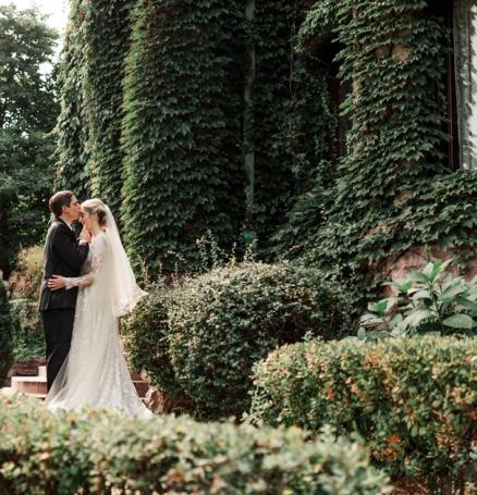 The Van Dusen Mansion, Photo by Clewell Photography