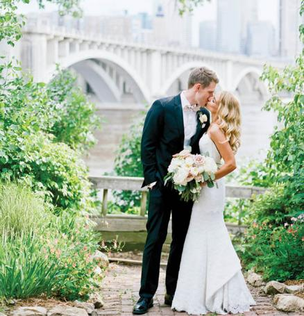 Real weddings minnesota bride tessa todd a beautiful wedding day with classic details in historic minneapolis junglespirit Gallery
