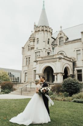 Wedding Photography at the American Swedish Institute