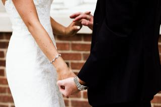 Wedding Photography at the Basilica in Minnesota