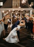 Sarah Wilhite Weds Jameson Parsons at Hutton House in Minnesota