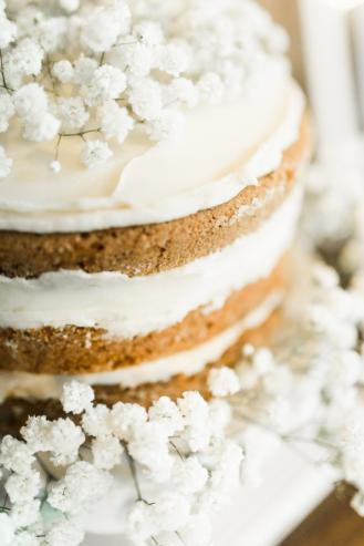 Sweet Springtime Wedding Cakes