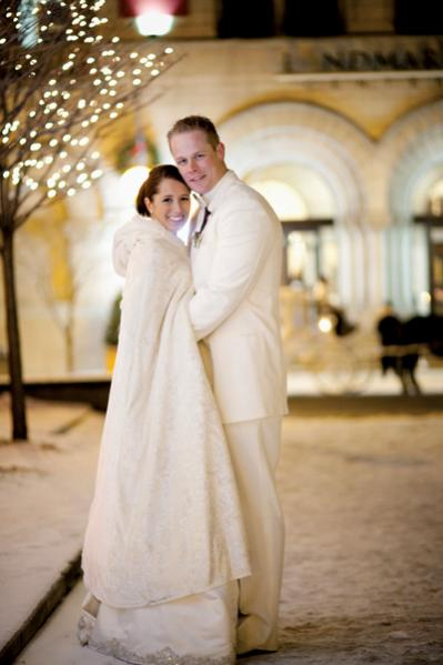 Justin Morneau's Wedding