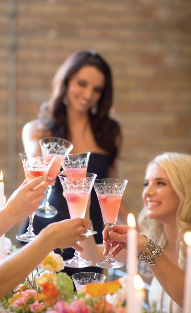 Shower of Love: All The Party Planning Tricks You'll Need to Throw a Bridal Shower | Minnesota Bride