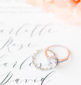 Traditional Engagement Rings with a Twist