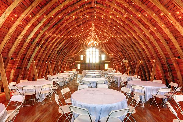 The Barn at Five Lakes Resort | Minnesota Bride