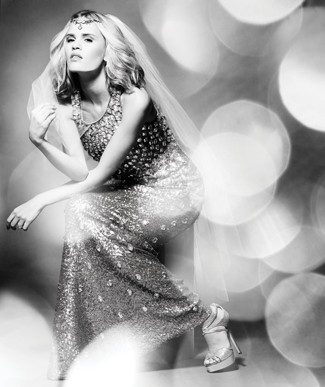 Minnesota Time To Shine: Shimmering Sequin And Rhinestone