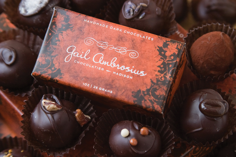 Best Favors Gail Ambrosius Chocolatier