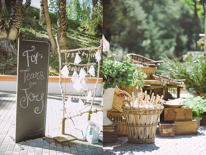 A Music-Themed Wedding with A Vintage Feel  at Rancho Las Lomas