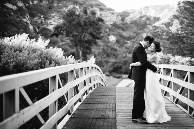 Ashley & Jason at The Ranch Laguna Beach