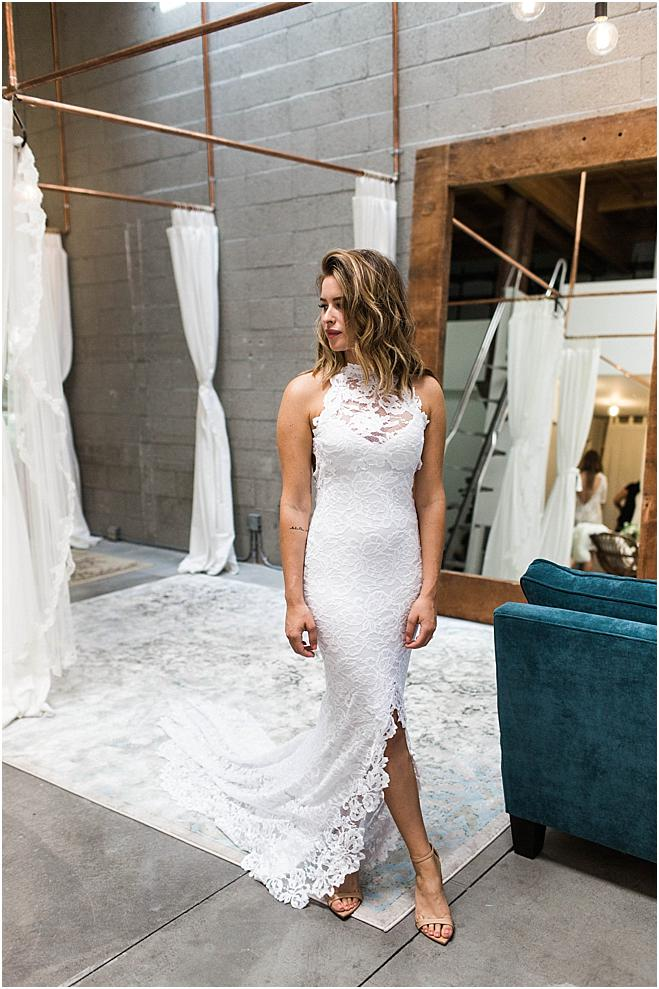 Grace Loves Lace Boutique Opens in Los Angeles | California Wedding Day