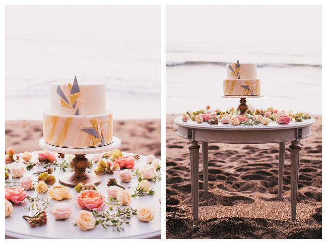 beach wedding, california wedding san luis obispo wedding planner, wedding photographer, blush wedding