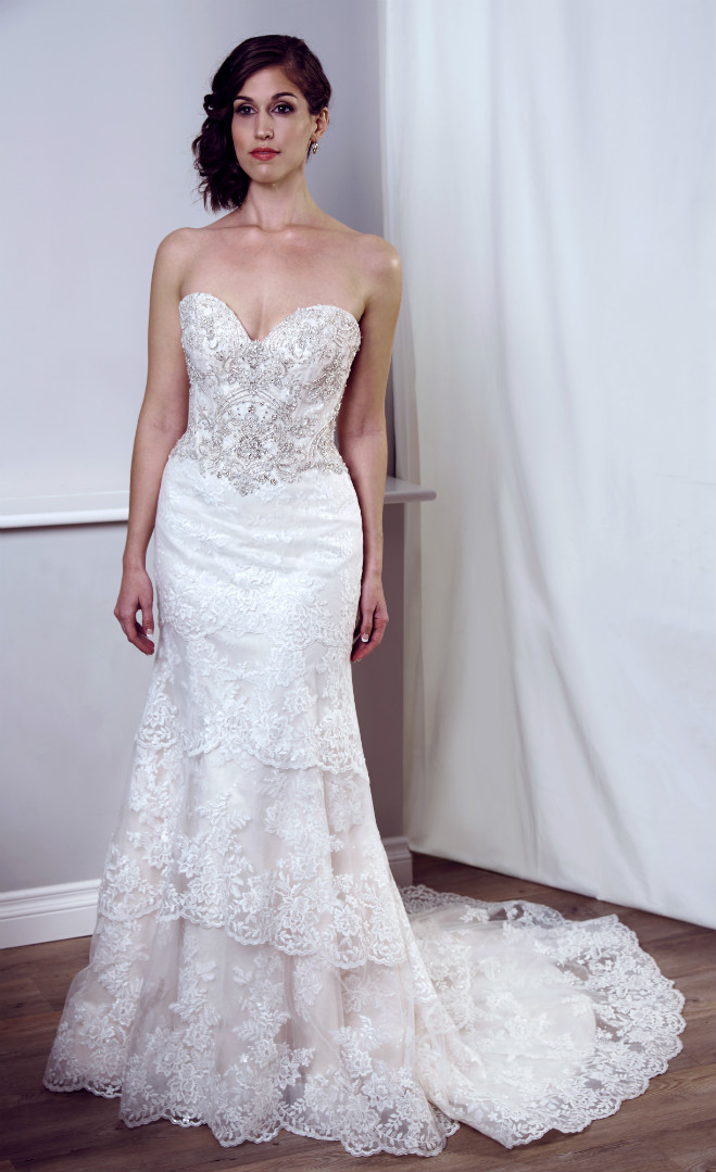 Custom Couture: One Dream Wedding Gown Five Different Ways ...
