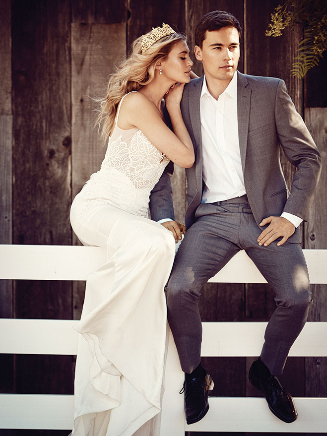 Summer Love 8 Stunning Wedding Dresses Handsome Looks For The