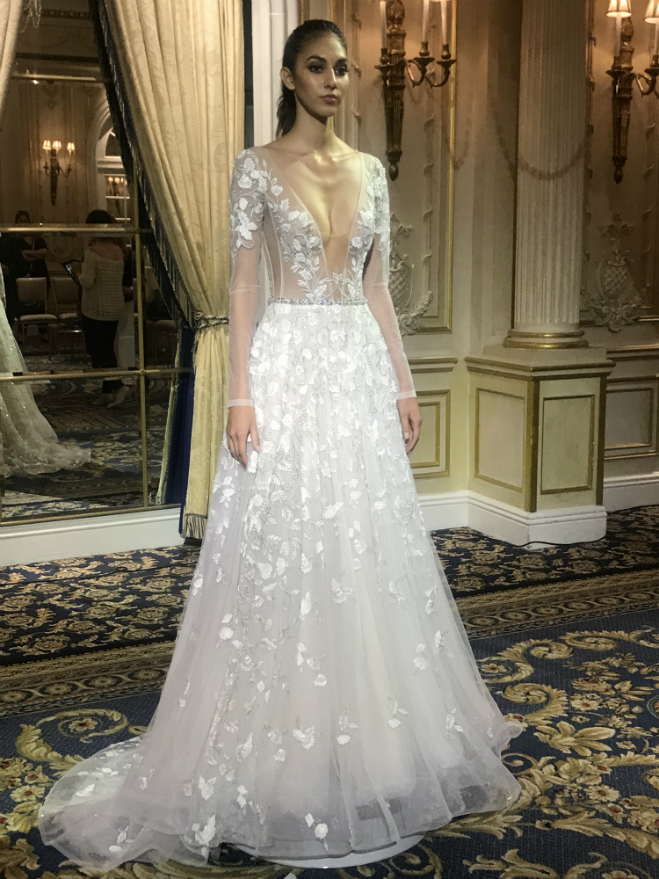 Top Three Wedding Dress Trends for 2018 | California Wedding Day