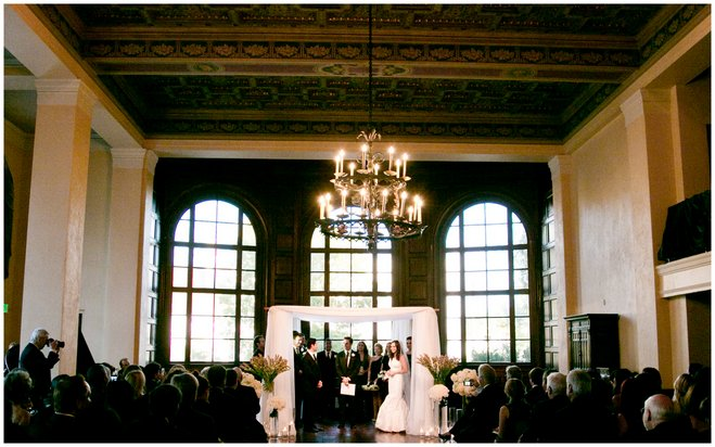 Intimate Wedding at The Ebell