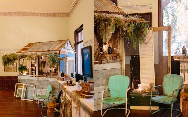 Southern Style, Best of Brides, New Orleans Inspired Decor