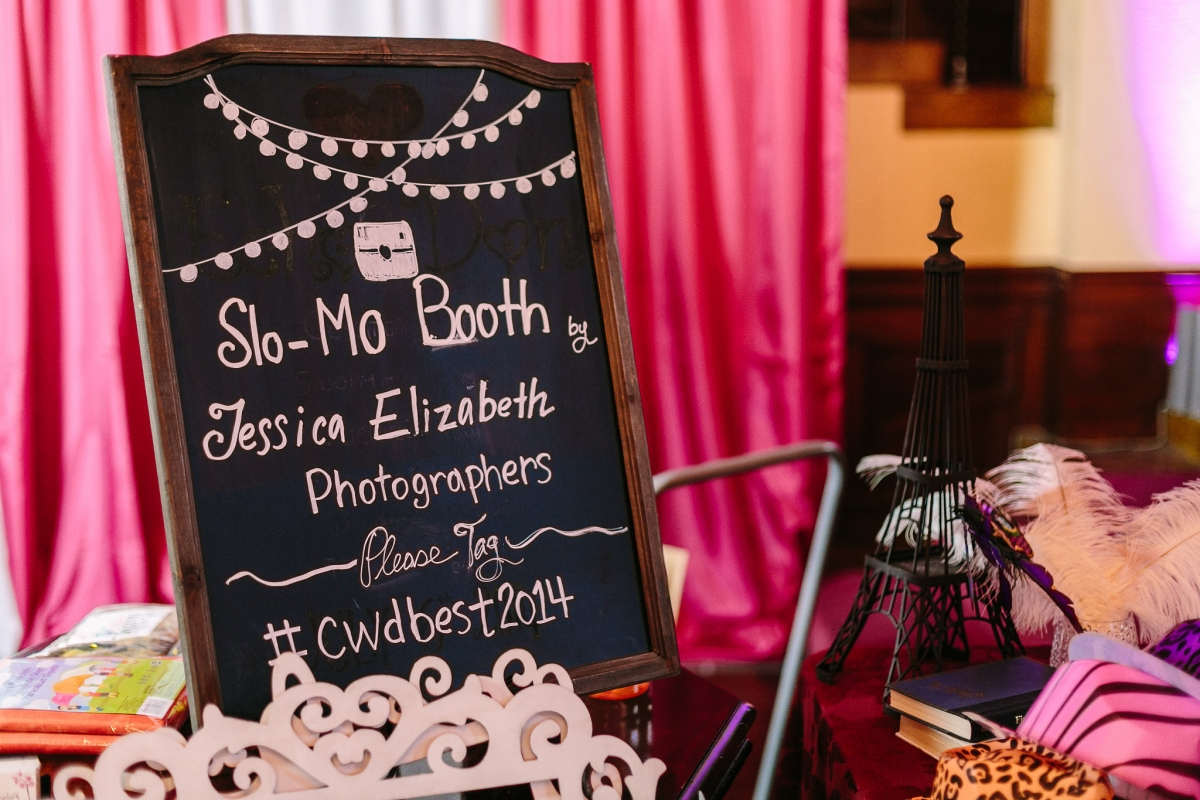 Enplug Social Media System at California Wedding Day Best of Bride Event