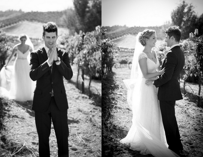 the best wedding day first looks, wedding photography